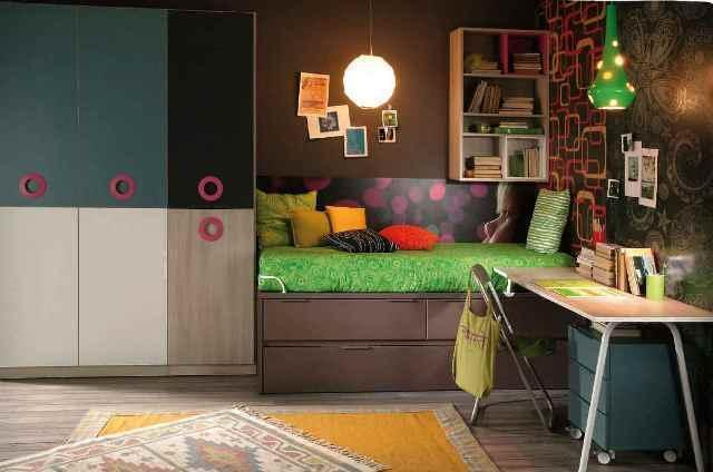 4 consejos para decorar el dormitorio de tus hijos for Muebles dormitorio zaragoza