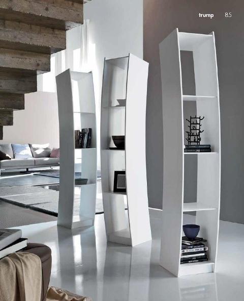Estanter as muebles multifunci n en la decoraci n - Estanterias para separar ambientes ...