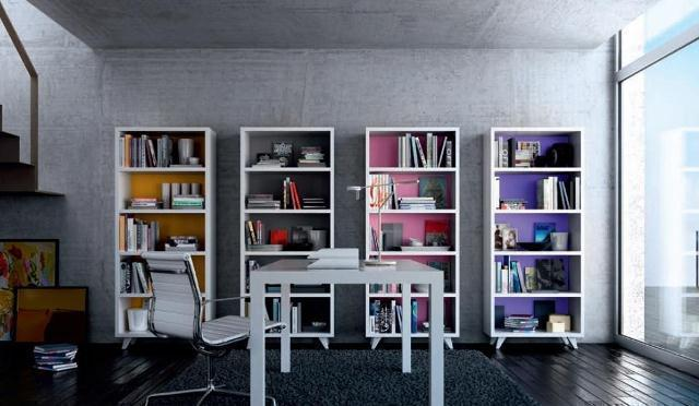 Zb Interiorismo | Muebles estanterías