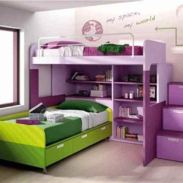 3 Claves para decorar un dormitorio juvenil