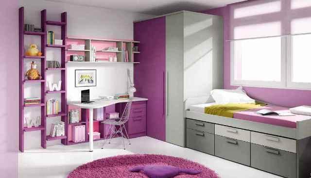 Dormitorios Juvenil | Zb Interiorismo