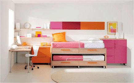 Dormitorios juvenil